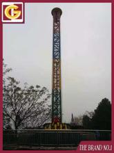 高空旋转塔