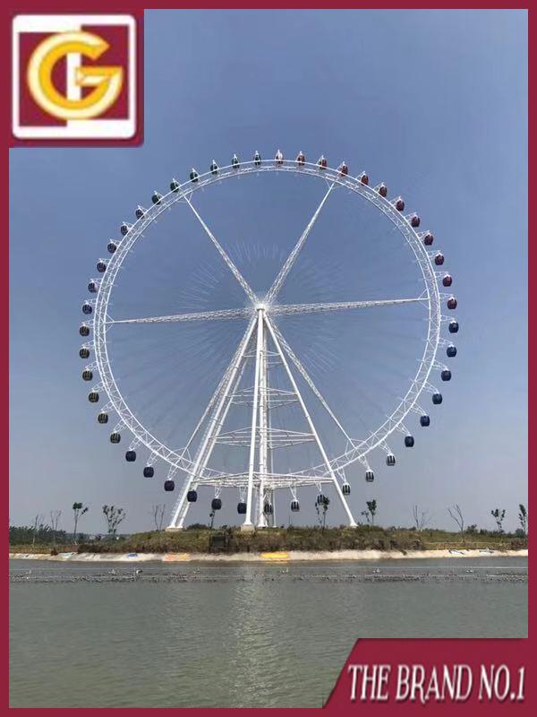 88米摩天輪 Ferris Wheels